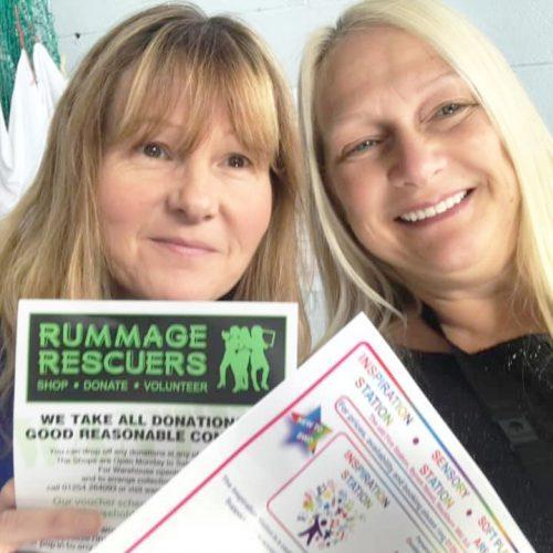 Rummage Rescuers Michelle