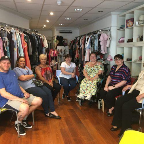 Shop In Lancashire Rummage Rescuers
