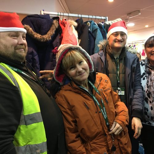Town Hall Street Shop Rummage Rescuers