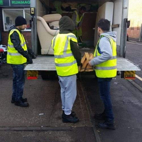 Warehouse Lancashire Rummage Rescuers